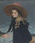 Evenepoel, Henri - Henriette au grand chapeau - 1899.jpg