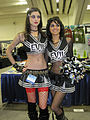 Evil Cheerleaders at WonderCon 2010.JPG