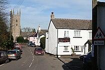 Exbourne, the village - geograph.org.uk - 329529.jpg
