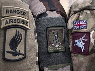 Future of the British Army (Army 2020 Refine) - Close cooperation with US and French forces is envisaged