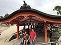 Exit of Itsukushima Shrine.jpg