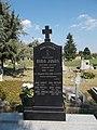 Főtisztelendő Buda János kegyesrendi áldozópap (†1942)2018 Dombóvár.jpg