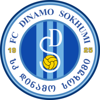 FC Dinamo Sukhumi Football club based in Sokhumi, Georgia