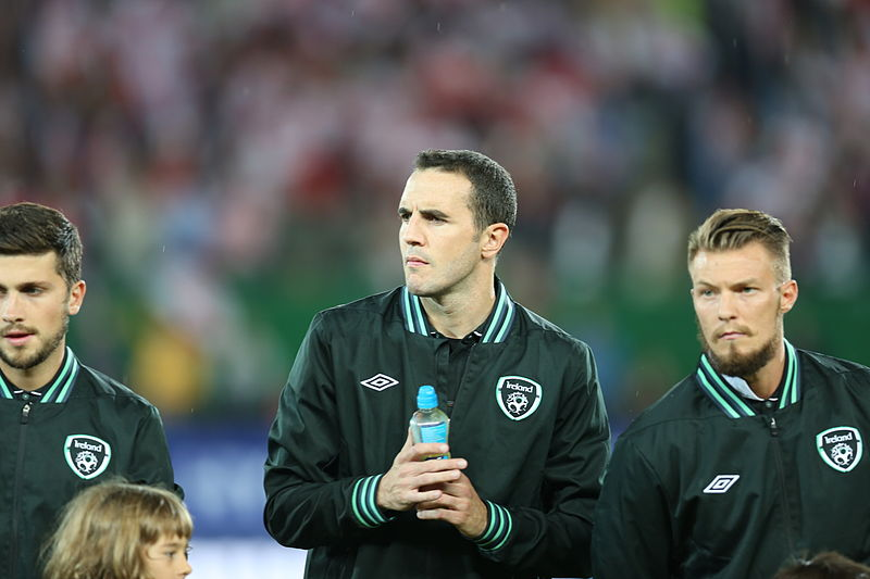 File:FIFA WC-qualification 2014 - Austria vs Ireland 2013-09-10 - John O'Shea 04.JPG