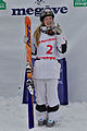 FIS Moguls World Cup 2015 Finals - Megève - 20150315 - Justine Dufour-Lapointe 6.jpg