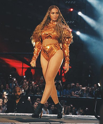 Beyonce has won this award twice in 2017 and 2019 FWT10.jpg