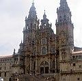 Fachada do Obradoiro (Catedral de Santiago de Compostela).jpg