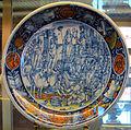 Faenza, piatto con trionfo di selene, 1510 ca..JPG