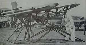 Fairey Stooge - Stooge displayed on launcher