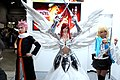 Fairy Tail cosplayers at AnimeJapan 20150321.jpg