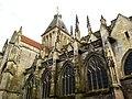 Falaise Eglise Saint-Gervais Transept Nord Tour Lanterne Romane 23042016 - panoramio.jpg