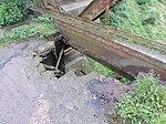 Faltante de calzada en el viejo puente RP56 sobre el Canal 2.JPG
