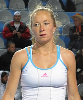 Fed Cup Group I 2012 Europe Africa day 1 Julia Glushko 002.JPG