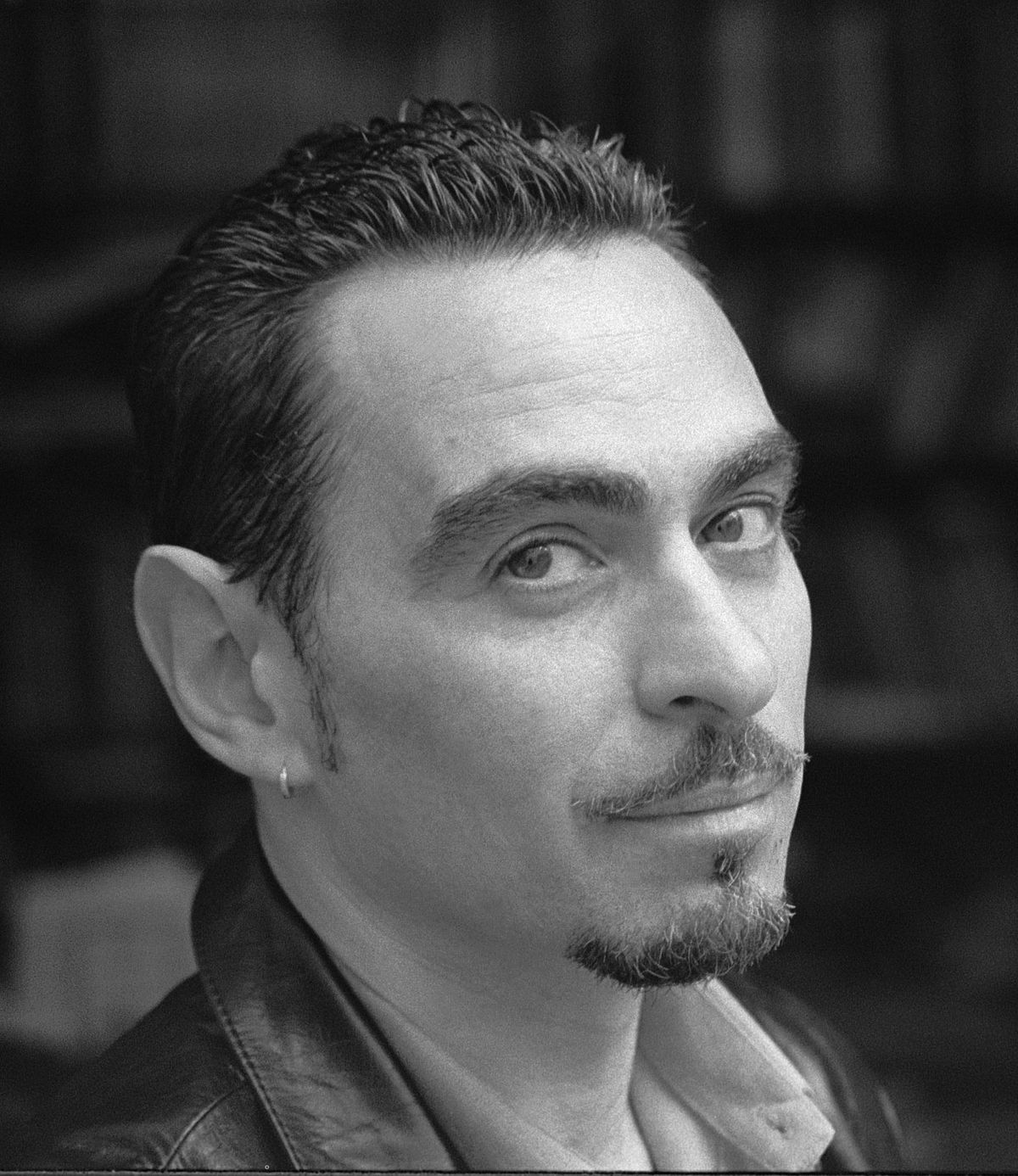 Degree In Psychology >> Federico Andahazi - Wikipedia