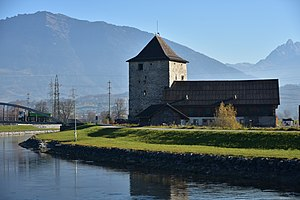 House of Rapperswil - Grynau Tower