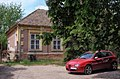 Felcsút, Hungary, cooperative office building 01.jpg