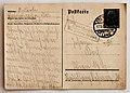 Feldpost von Hans 1938-10-17 1.JPG