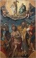 Felice brusasorzi, san silvestro battezza l'imperatore costantino, 1570-80 ca., da s. silevstro a vr. 01.jpg