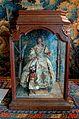 Female figure, Italy, date unknown, wood, textile, plaster - Packwood House - Warwickshire, England - DSC08816.jpg