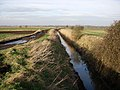 Fenland ditch - geograph.org.uk - 1140625.jpg
