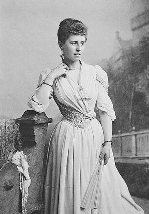 Lady Feodora Gleichen - Image: Feodore Gleichen