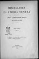 Ferrari - Ufficio della Sanità di Padova nella prima meta del sec. 17., 1909 - 1133718.tif