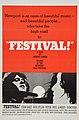 Festival! (1967 film poster).jpg