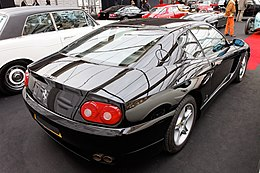 Festival automobile international 2011 - Vente aux enchères - Ferrari 456 M GT - 1994 08.jpg