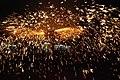 Festival fireworks, Udupi Krishna temple, Karnataka, India (464053828).jpg