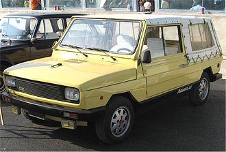 Moretti Motor Company - 1980 Moretti Midimaxi