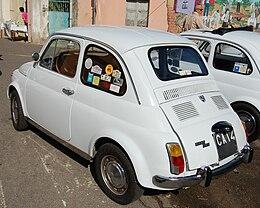 Fiat Nuova 500 Francis Lombardi My Car Wikipedia