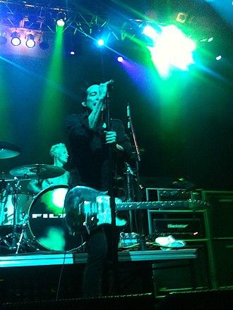 Richard Patrick - Patrick performing in 2013.
