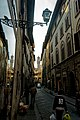 Firenze - Florence - Via dei Neri - View WNW towards Torre di Arnolfo.jpg