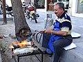 Firing Up the Cow Hooves - Street Scene - Yazd - Central Iran (7429288530) (2).jpg