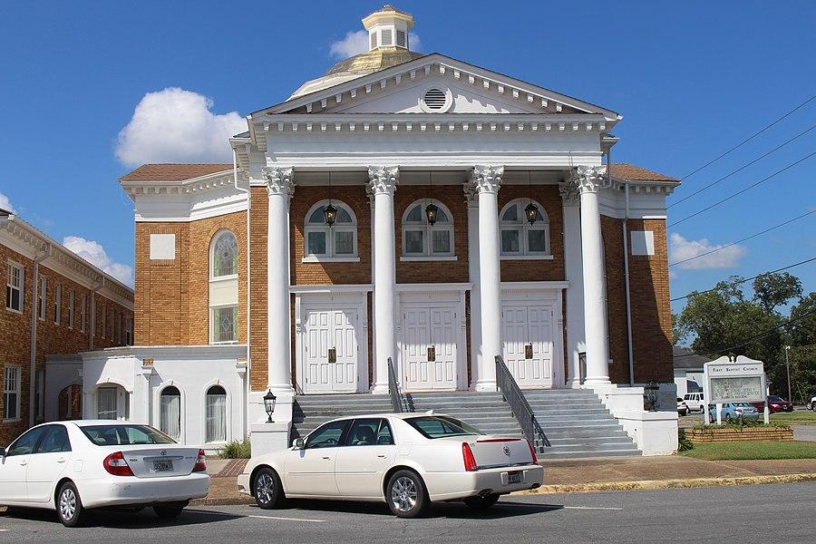 Marianna Historic District (Marianna, Florida)