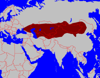 khaganate established by the Ashina clan of the Göktürks in medieval Inner Asia