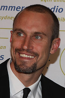 Ryan Fitzgerald Australian rules footballer and media personality