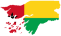 Flag-map of Guinea-Bissau.png
