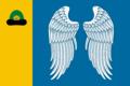 Flag of Mikhaylovsky rayon (Ryazan oblast).png