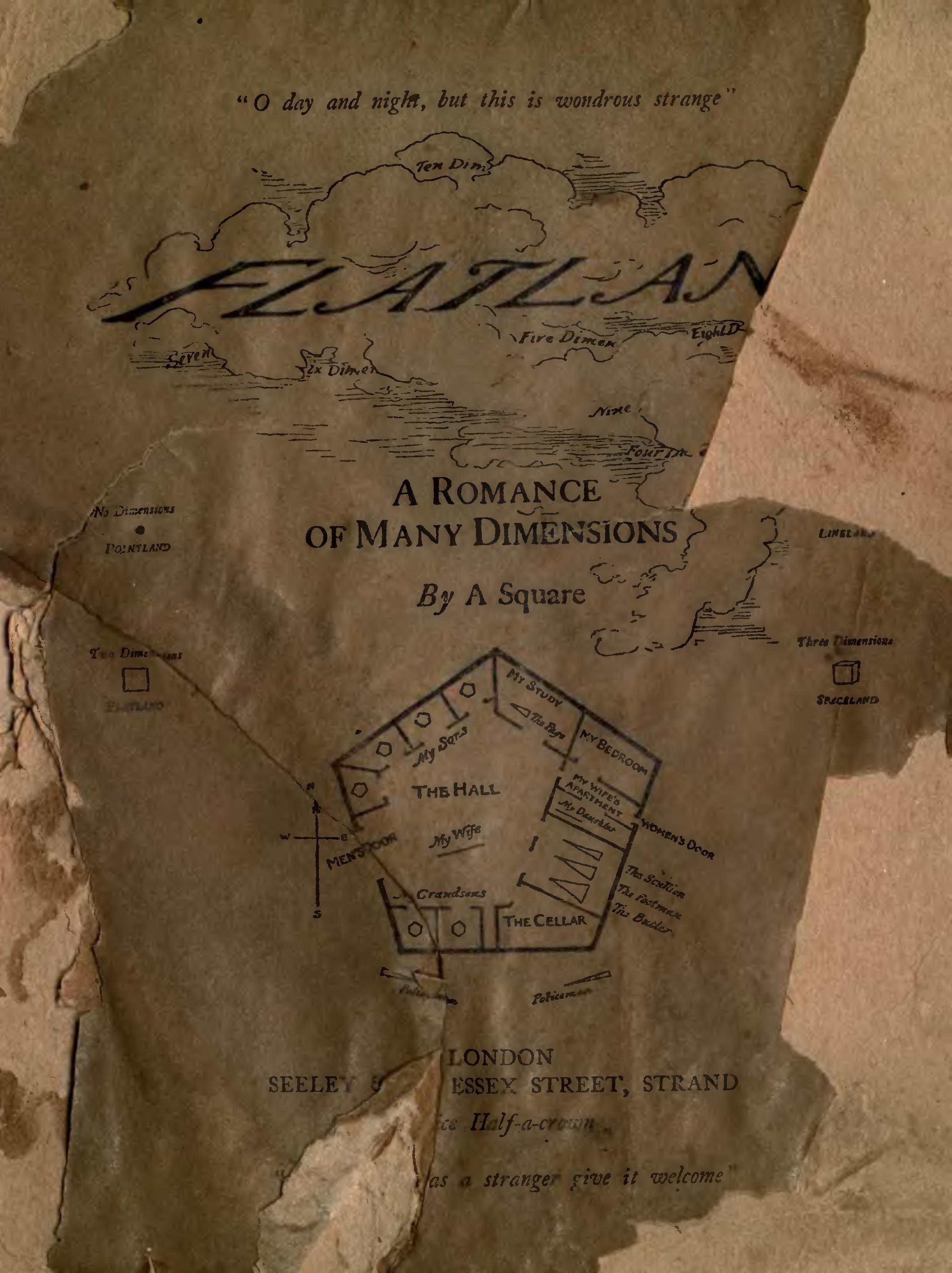 Fileflatland A Romance Of Many Dimensions 1884djvu Wikimedia Street