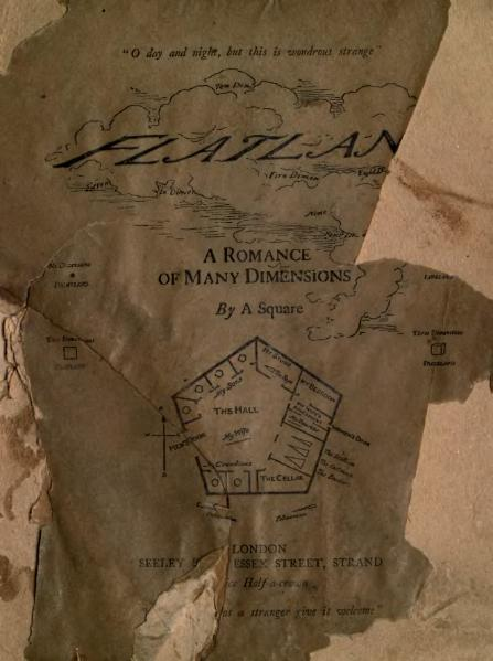 File:Flatland, a Romance of Many Dimensions (1884).djvu