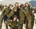 Flickr - Israel Defense Forces - Female Soldiers Take a Break in the Desert Sun.jpg