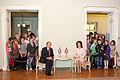 Flickr - Saeima - Solvita Āboltiņa tiekas ar Nīderlandes vēstnieku (1).jpg