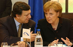 Word of the year (Germany) - Image: Flickr europeanpeoplesparty EPP Summit 15 December 2005 (13)