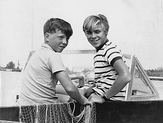 Luke Halpin - Image: Flipper Halpin Norden 1965