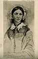 Florence Nightingale. Photogravure after G. Scharf, 1857. Wellcome V0004313.jpg