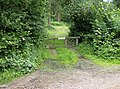 Footpath^ Not this time - geograph.org.uk - 472504.jpg