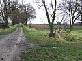Footpath from Trimley Marshes - geograph.org.uk - 1140566.jpg
