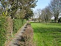 Footpath to Worth via graveyard and church - geograph.org.uk - 1224033.jpg