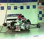 Footwork garage 1994 Silverstone.jpg